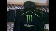 Моят Monster Energy суитчер