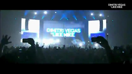 Dimitri Vegas & Like Mike @ Bringing The World The Madness, Antwerp, Belgium 2014-12-20 - Round 1