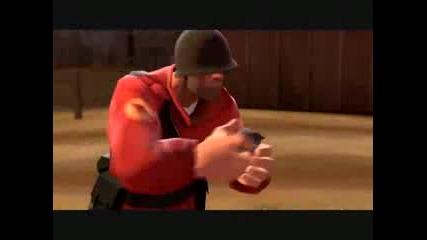 Team Fortress 2 Poop Meet The Bad Demoman