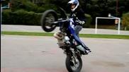 Girl Stunt