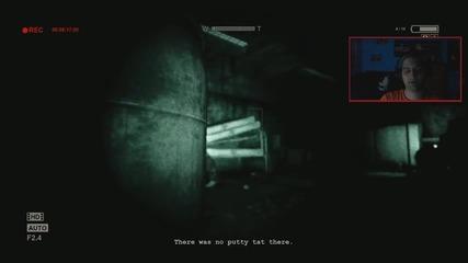 Страшни игри с Nothx: Outlast еп.1