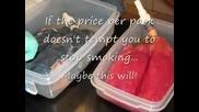 Бял дроб на пушач и на непушач