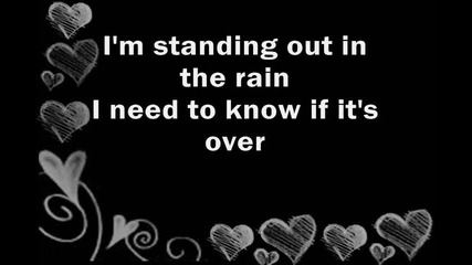 Miley Cyrus And Nick Jonas - Before The Storm [with lyrics]