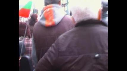 Митинг на Атака в София - 3 март 2014 г.