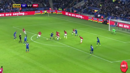 Highlights: Leicester City - Manchester United