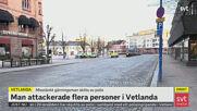 Sweden: Several injured in suspected terrorist stabbing attack in Vetlanda