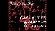 The Casualties - Casualties Army On The Front Lines (spanish)