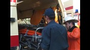 Пожарникари демонстрират уменията си
