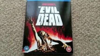 Злите Мъртви (1981) на Blu - Ray