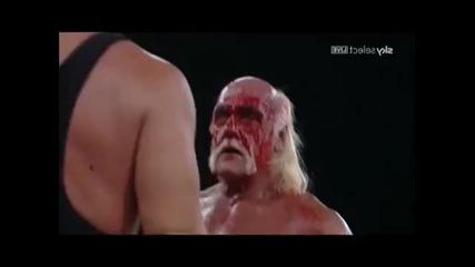 Tna Bound for Glory 2011 - Sting vs Hulk Hogan