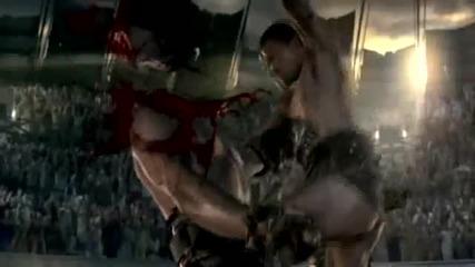 Спартак: Кръв и пясък - Spartacus: Blood and Sand - Music video (18+)
