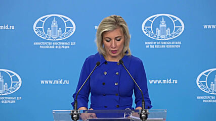 Russia: 'One should not expect unilateral concessions from Russia' - FM spox on Open Skies treaty withdrawal