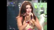 Haifa Wehbe Ya Hyate Elbi live
