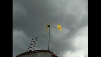 Вятърен генератор 002