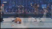 Коуди Роудс срещу Букър Ти : Разбиване 2012.01.06