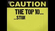 Top 10 : Каскади,които може да завършат с телесни нараняване