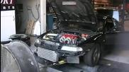 Чупи Немски Каски Секви - Honda Prelude Turbo 780whp !