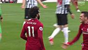 Нюкасъл Юнайтед - Ливърпул 2:3 04.5.2019 Всички Голове