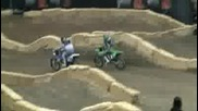 Supercross Madrid 2009 Hill vs Barragan