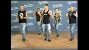 Луди Степаджии - Страхотен Танц!