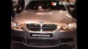 Exclusive Preview 2008 Bmw M3 Concept Car