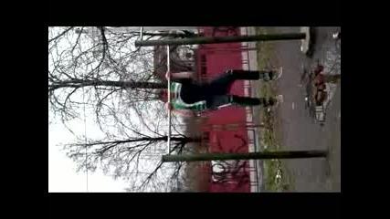 Street fitnes zagrqvka