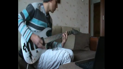 Michel Telo - Ai Se Eu Te Pego - Guitar cover