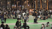 Hong Kong: Thousands challenge ban to attend Tiananmen Square vigil
