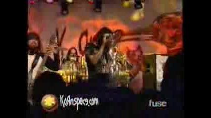 Korn - Starting Over Live 07