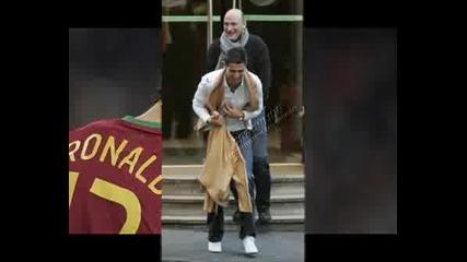 Ronaldo and David Villa [tozi klip ne moi a na edna fr]