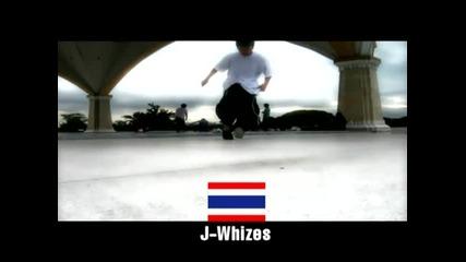 C - Walk! Nomenace ft J - Whizes - Double Line