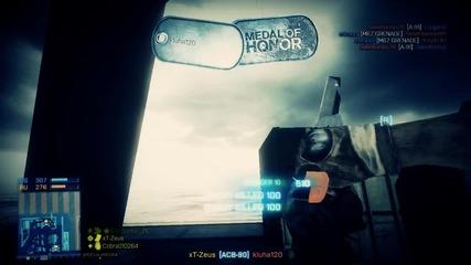 Монтаж на Battlefield 3 by Me