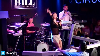 Milica Pavlovic - Tango - (LIVE) - (Club Hill, Beograd 2014)