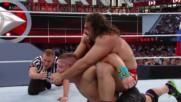 Лана разсейва Русев и Джон Сина се възползва, за да обърне мача: WrestleMania
