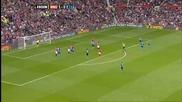 05.04.2009 - Манчестър Юнайтед - Астън Вилла 3:2 - Обзор - Най - доброто от мачът - Високо Качество!