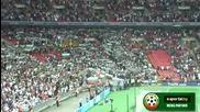 Химна на България звучи на стадион Уембли в Англия