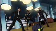 Ultimate Spider-man: Web-warriors - 3x22 - Nightmare on Christmas