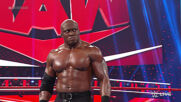 The Miz runs away from his match against Bobby Lashley: Raw, Mar. 1, 2021