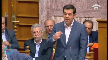 Greek PM Defends 'emergency' Plan for Potential Euro Zone Exit