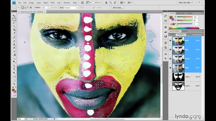Photoshop Top 40, Feature #37 - The Fill Functions