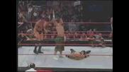 Cena Carlito Jeff Vs Edge Orton Nitro