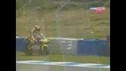 Valentino Rossi Отива До Wc