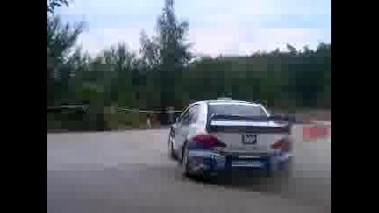 Wrc Rally Bulgaria F.turan Peshtera