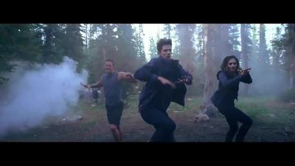 Епична битка с танци с едни от най - познатите ни герои от филмите Harry Potter vs. Twilight