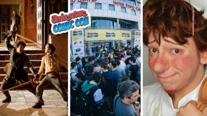 Нова порция любими звезди на Aniventure Comic Con! Виж новите имена!