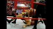18/08/09 John Cena & Randy Orton vs Chris Jericho & Big Show