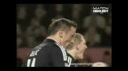 Манчестър Юнайтед 3 - 1 Баерн Мюнхен гол на Олич