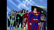 Justice League - 1x03 - Secret Origins, Part 3