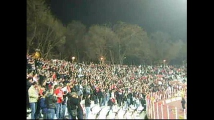 Ц С К А 4 - 0 Локомотив София (22.03.2012) - Кръвта !