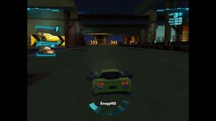 Cars 2 The Video Game Gameplay Jeff Gorvette